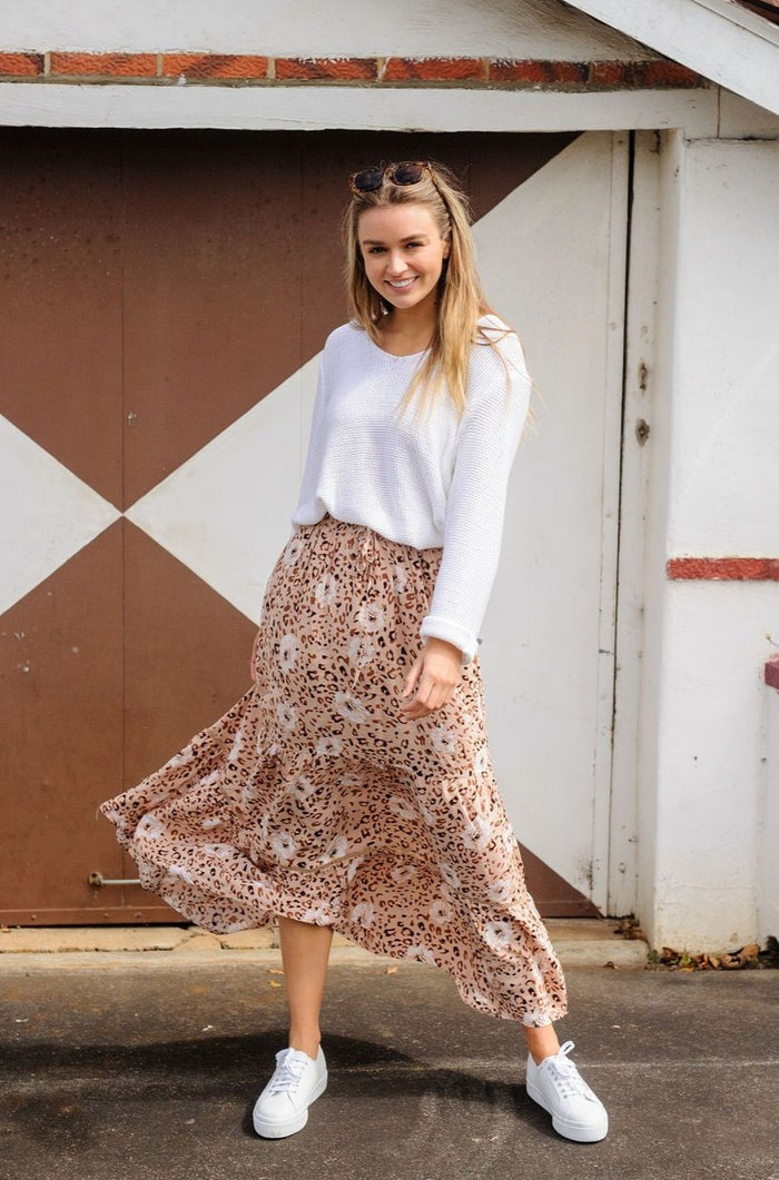 Caramel Kisses Skirt