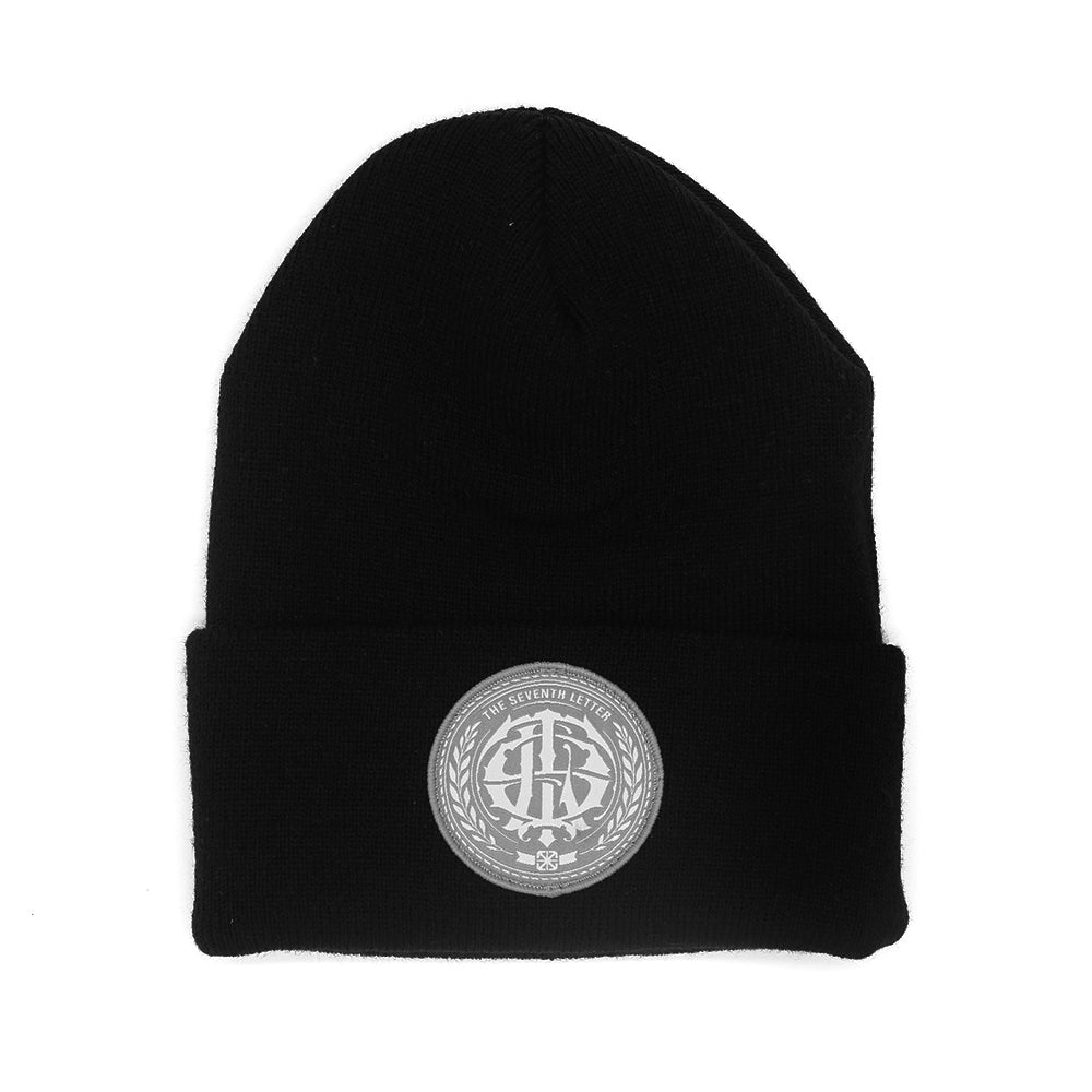 KKADE X TSL PATCH BEANIE (BLACK)