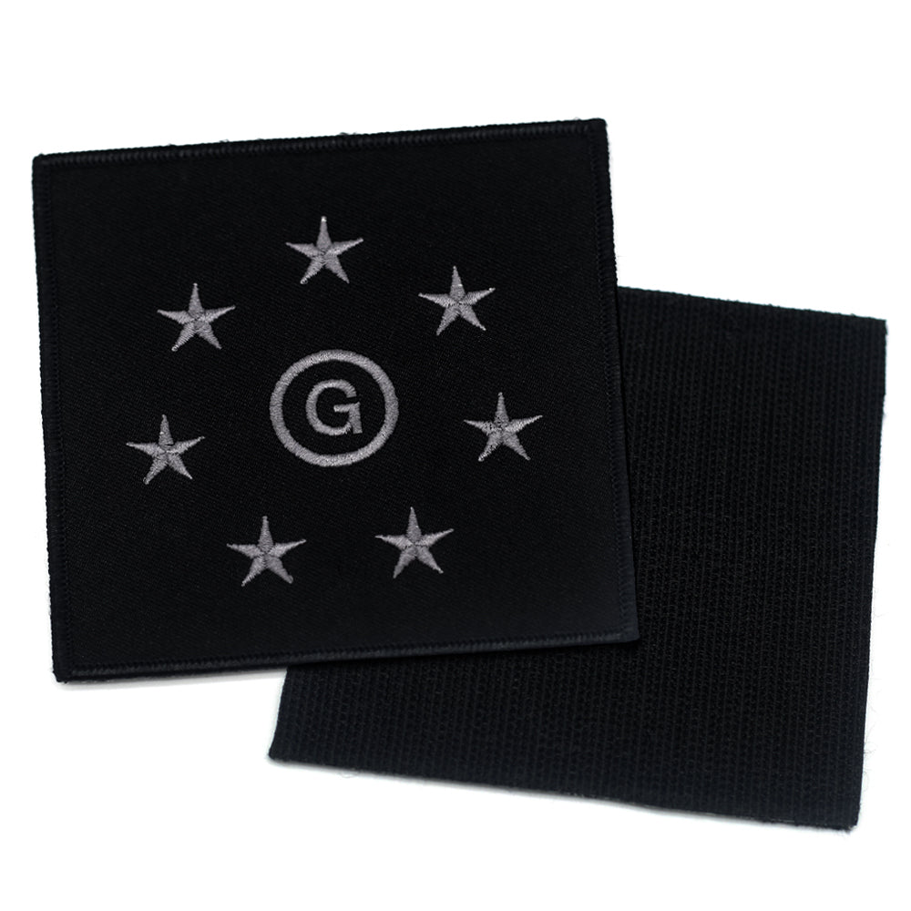 TSL 7 STAR PATCH with VELCRO BACKING