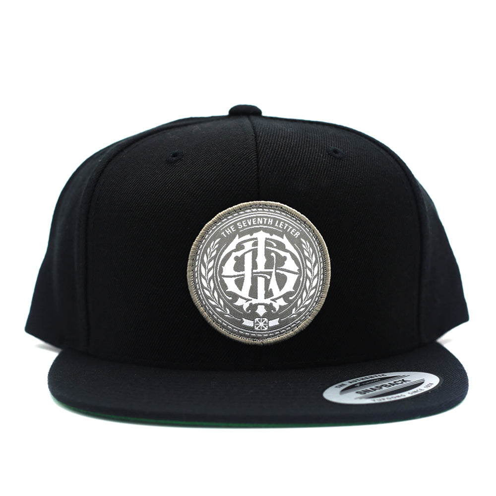 KKADE X TSL PATCH SNAPBACK HAT (BLACK)