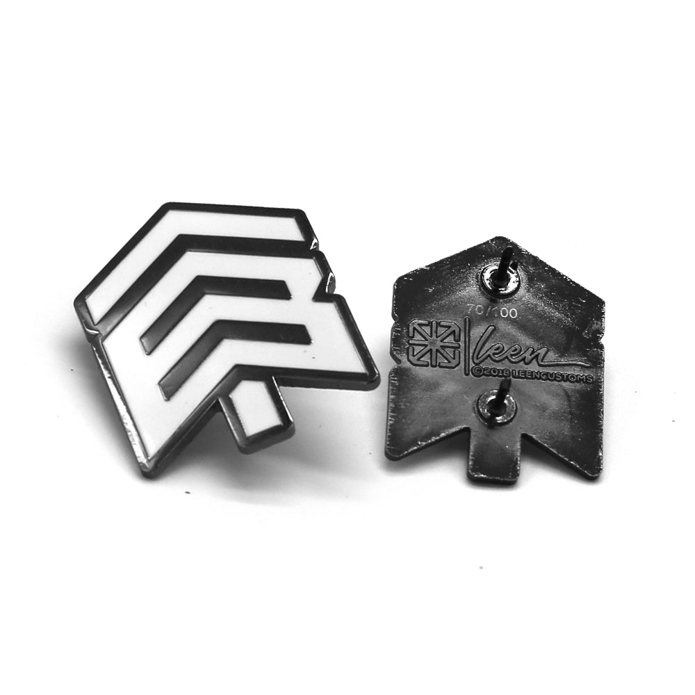 TBK ICON LAPEL PIN