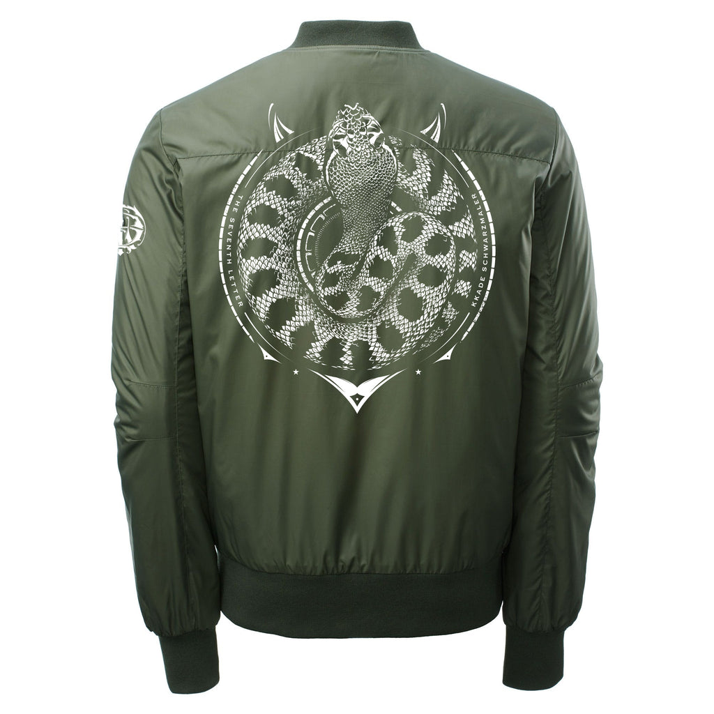 KKADE X TSL FEAR NO EVIL BOMBER JACKET
