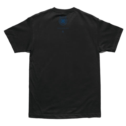 KKADE X TSL PUNKS IN THE BACK T-SHIRT (BLACK)