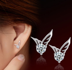 FREE GUARDIAN ANGEL EARRINGS - JUST PAY SHIPPING & HANDLING!