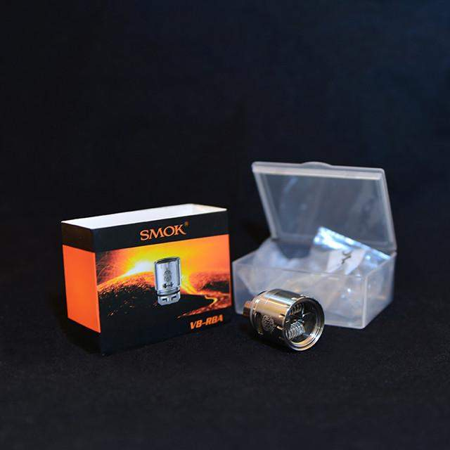 SMOK TFV8 Replacement V8-RBA Coil Head for Cloud Beast - E-Liquid from Vape Around New Zealand