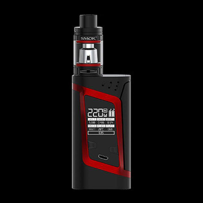 Smoktech SMOK Alien 220W TC VW APV Box Mod Kit - E-Liquid from Vape Around New Zealand