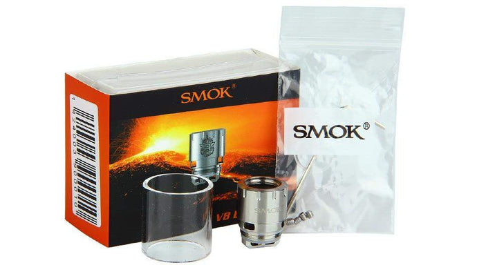 SMOK TFV8 Baby RBA (Rebuildable Atomizer) - E-Liquid from Vape Around New Zealand