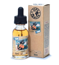 60ml Vape juice - Pirate's Fog - cheesecake with strawberries - E-Liquid from Vape Around New Zealand