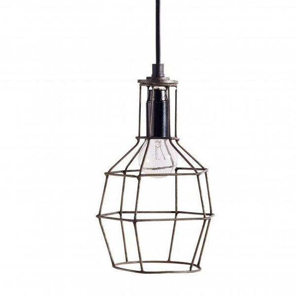 Pendant Iron lamp