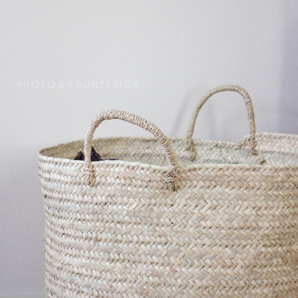 Woven Basket Large
