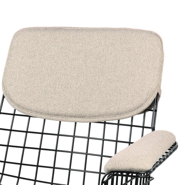 Comfort kit Sand for wire chair with arms