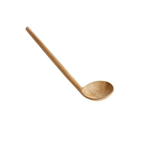 wooden spoon quirky teak accessory teak wood teaspoon for desserts coffe beautiful shape natural teelusikas serveerimislusikas tiikpuu