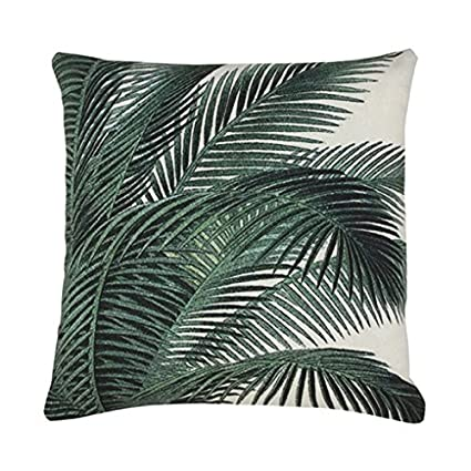 Trükiga padi Palm Leaves 45x45