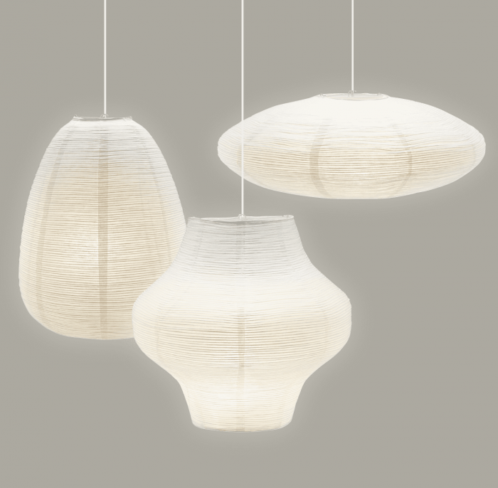 Rice paper shade Sani