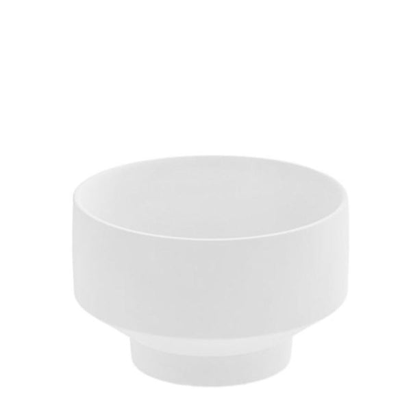 White small bowl