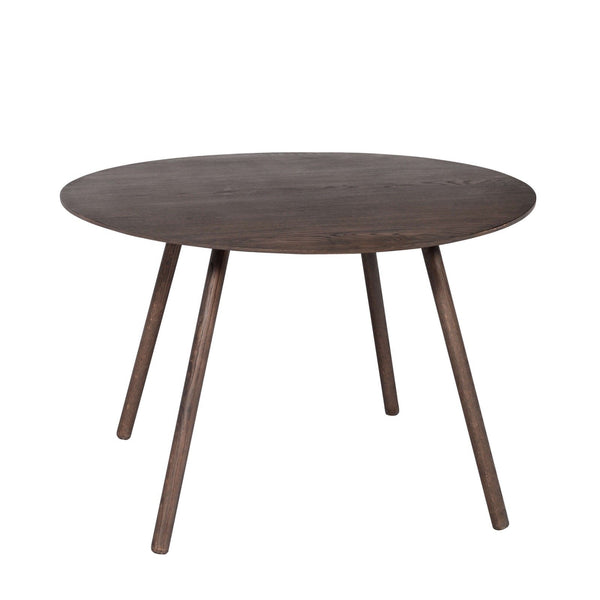 Round dining table oak D110