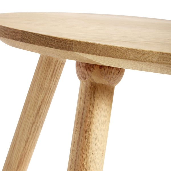 Stool Natural Oak