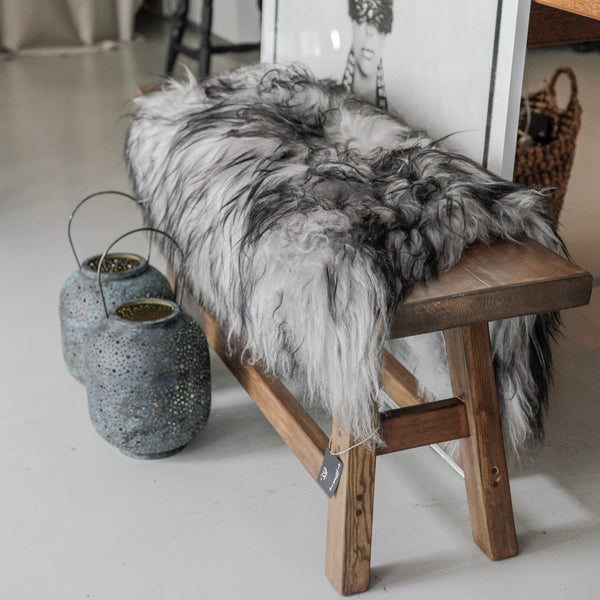 Icelandic Sheep Skin Grey
