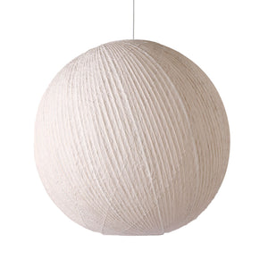 Pendant Lamp Round bamboo/paper