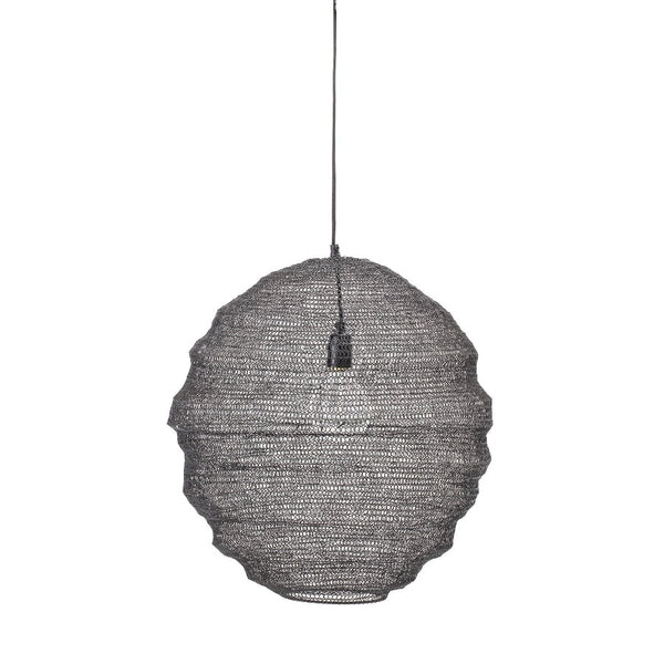 Pendant Lamp Metal black