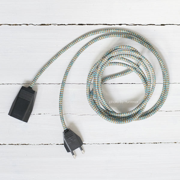 Extension cords, textile