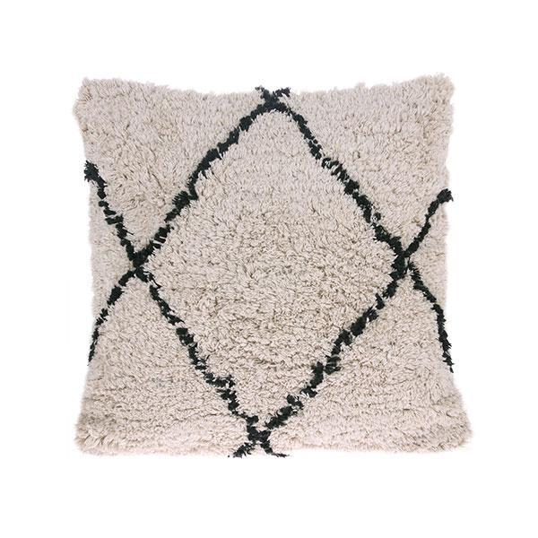 Cotton Diamond Cushion 50x50