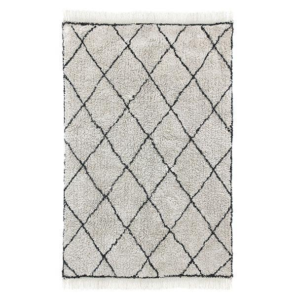 Cotton Diamond Rug 120x180