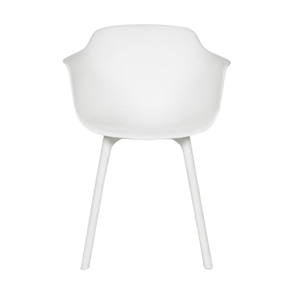 White Chair Andy