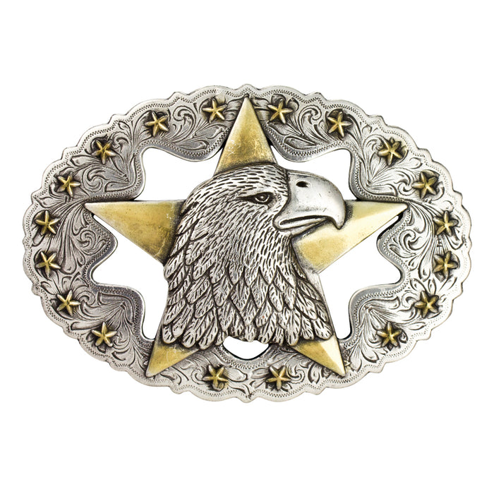 Eagle Star Buckle, AS/AG
