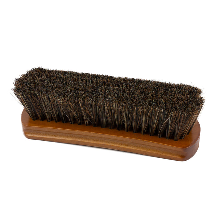 Horsehair Cleaning Brush