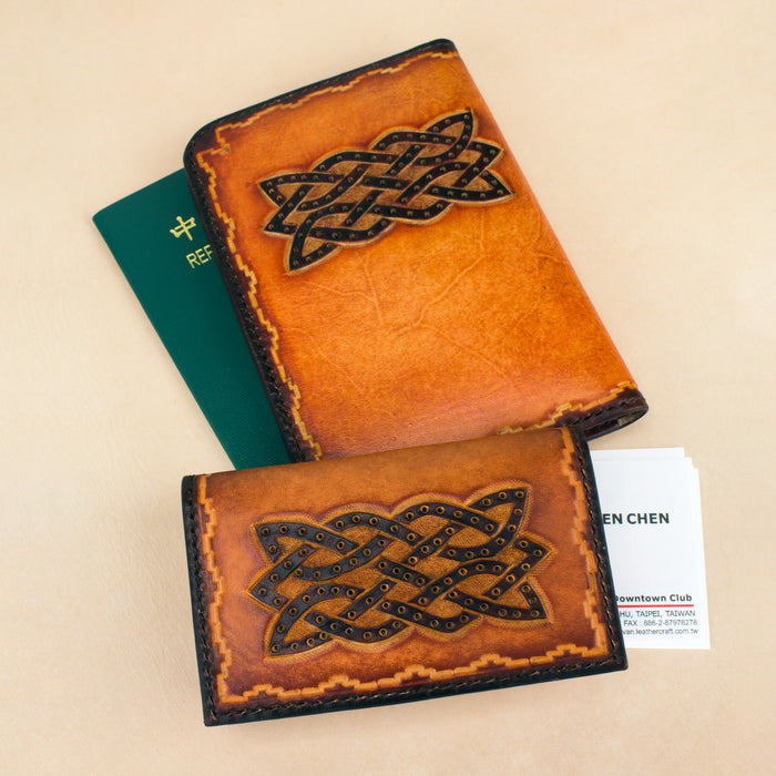 Russell Passport Case Kit