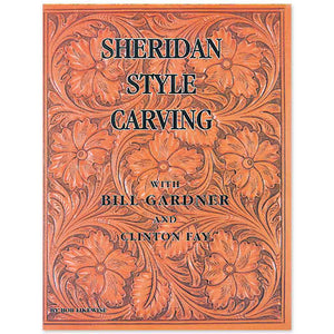 6013-01 Sheridan Style Carving Book