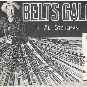 Belts Galore by Al Stohlman