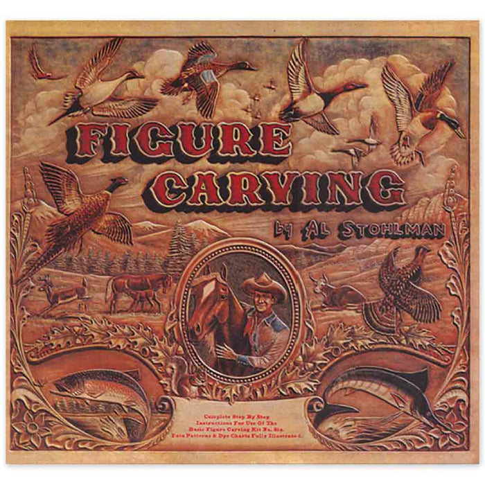 6045 Figure Carving Book