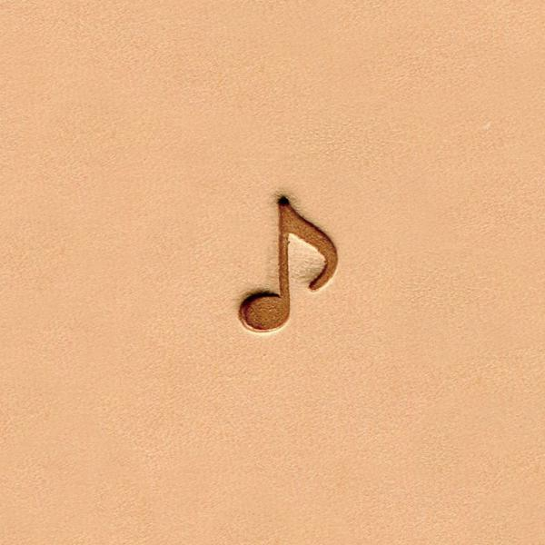 E571 Musical Note Stamp