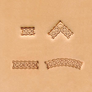 Celtic Border Stamp Set