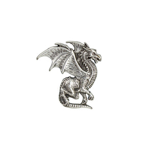 "Dragon Concho, Right, 27mm (1-1/8""), AN"