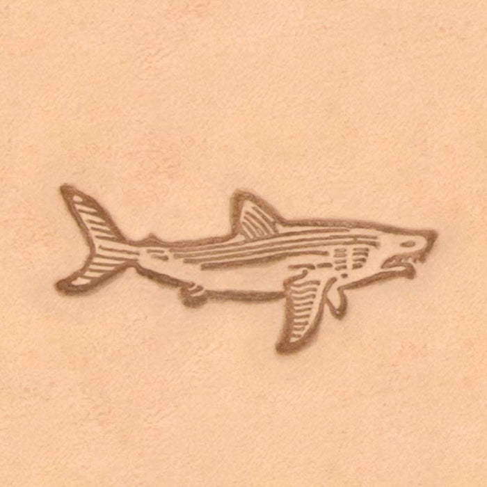 Fun Design Stamp - Shark
