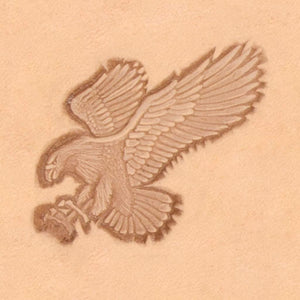 America Continent Animal Stamp - Attack Eagle