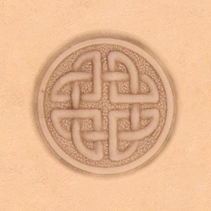 Celtic & Weaves Stamp - Round Celtic