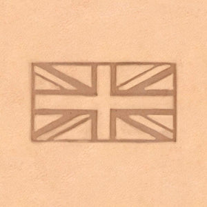 Peace & Flag Stamp - British Flag