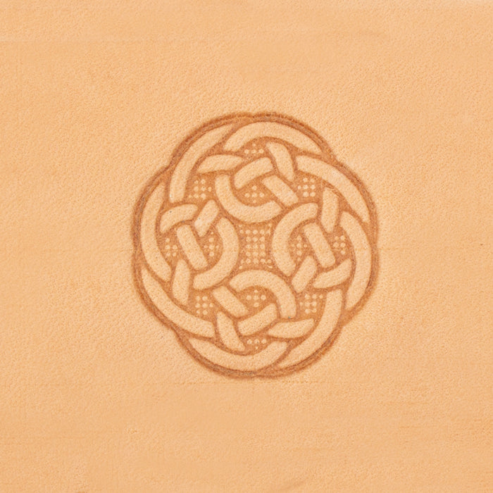 Celtic Circle 3D Stamp
