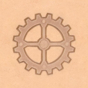 Motorcycle & Punk Stamp - Sprocket