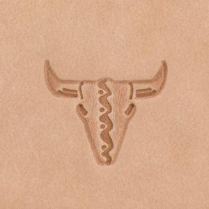 Cowskull Mini 3D Stamp