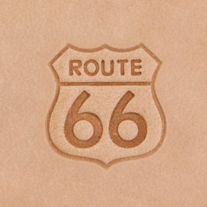 Route 66 Mini 2D Stamp