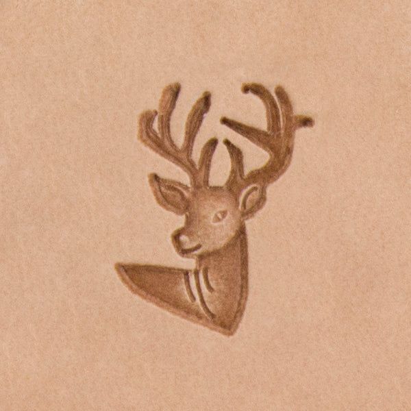 Deer Mini 3D Stamp