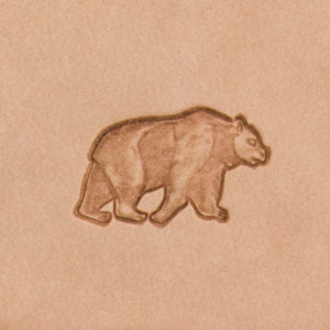 Bear Mini 3D Stamp