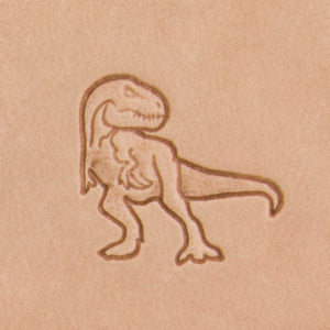 T Rex Mini 3D Stamp