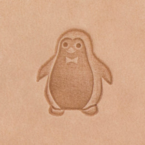 Penguin Mini 3D Stamp