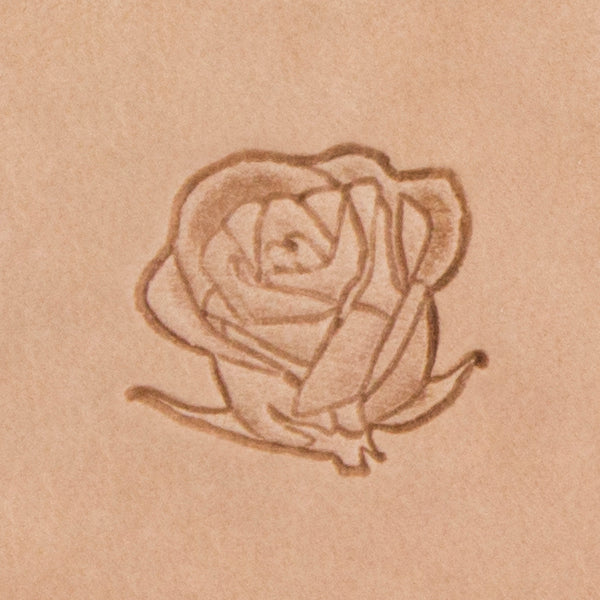 Rose Mini 3D Stamp